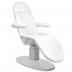 Kosmetologinis krėslas ELECTRO ECLIPSE 3 WHITE