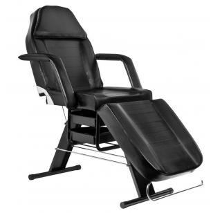 Kosmētikas krēsls COSMETIC BLACK
