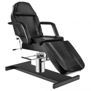 Kosmētikas krēsls HYDRAULIC BLACK