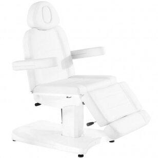 Kosmētikas krēsls AZZURRO 2 MOTOR WHITE
