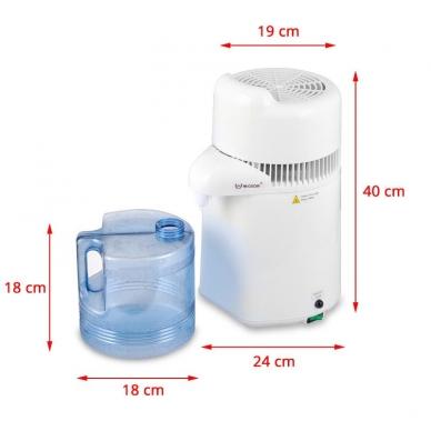Vandens distiliavimo aparatas 4l 2