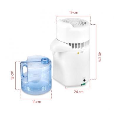 Vandens distiliavimo aparatas 4l 3
