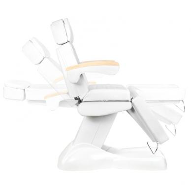 Kosmetologinis krėslas ELECTRIC LUX 3M WHITE 3