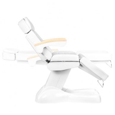 Kosmetologinis krėslas ELECTRIC LUX 3M WHITE 4