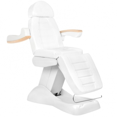 Kosmetologinis krėslas ELECTRIC LUX 3M WHITE 8