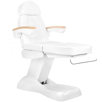 Kosmetologinis krėslas ELECTRIC LUX 3M WHITE 9