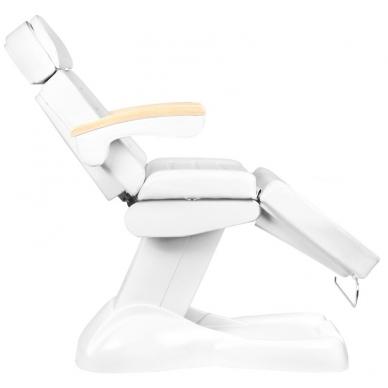 Kosmetologinis krėslas ELECTRIC LUX 3M WHITE 12