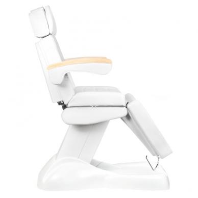 Kosmetologinis krėslas ELECTRIC LUX 3M WHITE 13