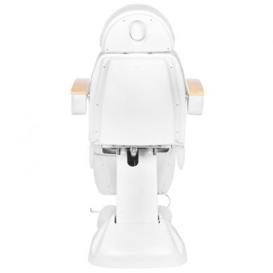 Kosmetologinis krėslas ELECTRIC LUX 3M WHITE 15