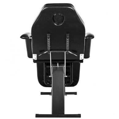 Kosmetologinis krėslas COSMETIC BLACK 6