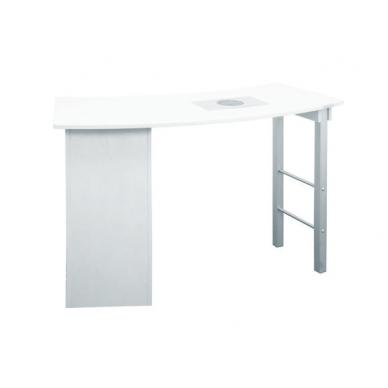 Manikiūro stalas su dulkių surinkėju GIOVANNI WHITE 3