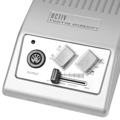 Manikīra un pedikīra aparāts JSDA 500 SILVER 4