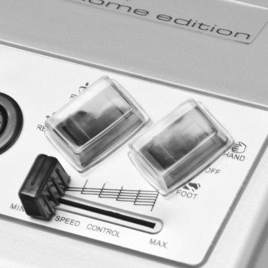 Manikīra un pedikīra aparāts JSDA 500 SILVER 5