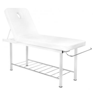 Stacionarus masažo stalas 812 (White) 2