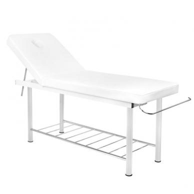 Stacionarus masažo stalas 812 (White)