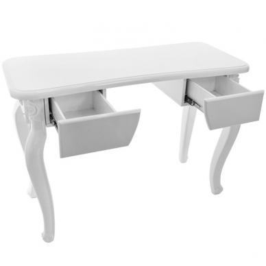 Manikiūro stalas STYLE WHITE