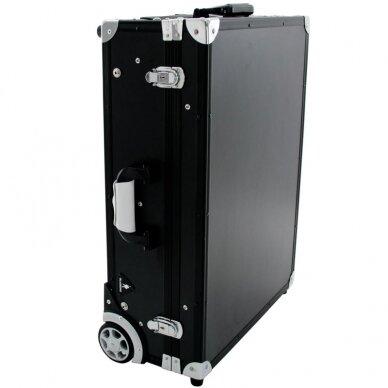 Makiažo veidrodis - lagaminas CASE GLAMOR BLACK 5