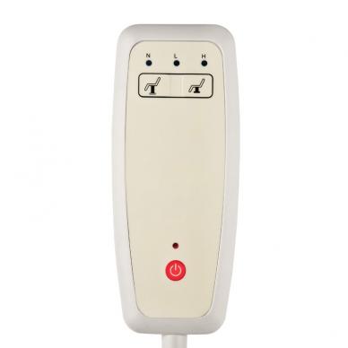 Elektrinis masažo stalas AZZURRO VENGA LATTE 2