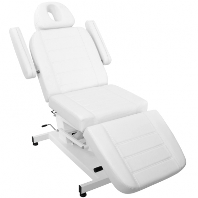 Kosmetologinis krėslas AZZURRO ELECTRIC WHITE 10