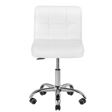 Стул мастера COSMETIC CHAIR WHITE 3