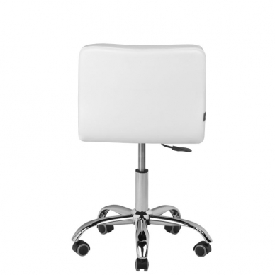 Стул мастера COSMETIC CHAIR WHITE 4