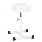 Kojų atrama FOOTREST FOR PEDICURE WHITE