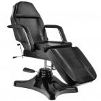 Kosmētikas krēsls HYDRAULIC SALON BLACK