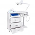Manikiūro stalas su įranga SET MAX