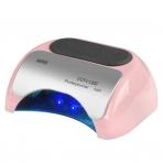 UV/LED/CCFL nagų lempa 48W PROFESSIONAL SENSOR PINK