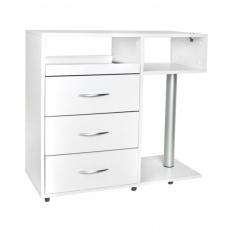 Manikiūro stalas WHITE