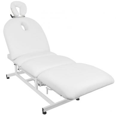 Elektrinis masažo stalas AZZURRO MASSAGE 6 WHITE 3