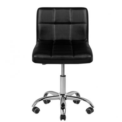 Meistara krēsls COSMETIC CHAIR BLACK 2