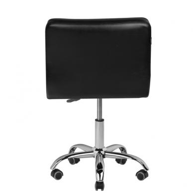 Meistara krēsls COSMETIC CHAIR BLACK 3
