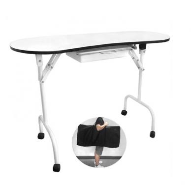 Sulankstomas manikiūro stalas DESK FOLDING 2