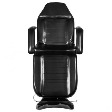 Kosmetologinis krėslas HYDRAULIC SALON BLACK 5