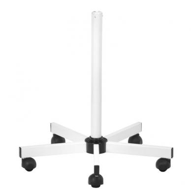 Kosmetologinė lempa LED su lupa ir stovu 12W (pastatoma ant grindų) 4