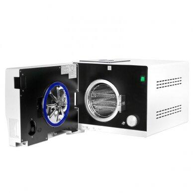 Tvaika sterilizators LAFOMED 8L 1,75kw Class B (medical) 2