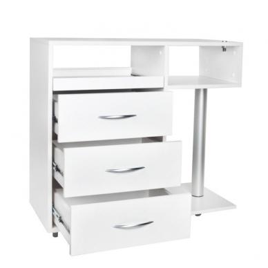Manikiūro stalas su įranga SET MAX 3
