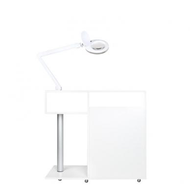 Manikiūro stalas su įranga SET MAX 4