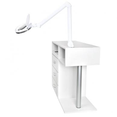 Manikiūro stalas su įranga SET MAX 8