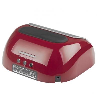 UV/LED/CCFL nagų lempa 48W PROFESSIONAL SENSOR RED 2