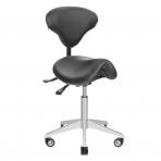 Meistara krēsls AZZURRO BEAUTY BLACK