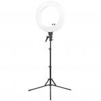 Kosmetologinė LED lempa makiažui su stovu 48W