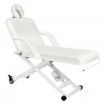 Elektrinis masažo stalas AZZURRO 336A WHITE