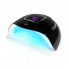 UV/LED lamp laki SOFI 72W BLACK
