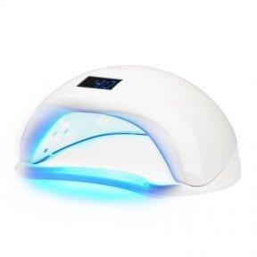 UV/LED nagų lempa 48W DUAL