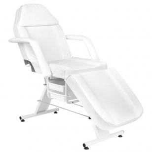 Kosmetologinis krėslas BASIC WHITE