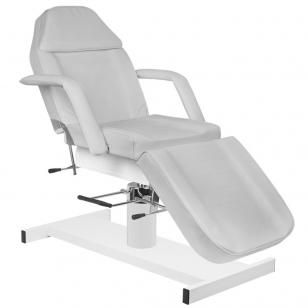 Kosmētikas krēsls HYDRAULIC GRAY