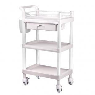 Kosmetologinis vežimėlis PLASTIC 004