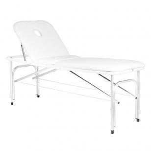 Saliekamais masāžas galds ALU PROFI WHITE